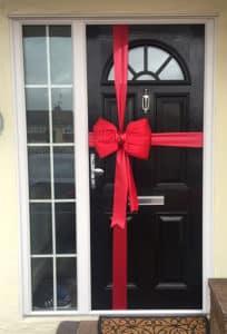 door-bow-package
